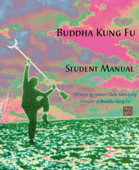 Cover of Buddha Kung Fu Student Manual