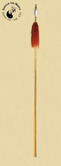 Chinese Gongfu Spear