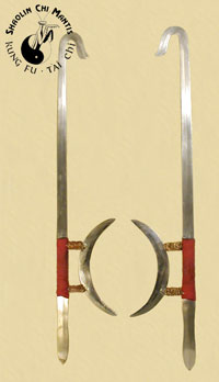 Twin Tiger Hook Swords of BZ